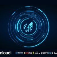 HI-TECH LOGO REVEAL 02 FREE DOWNLOAD – (VIDEOHIVE)