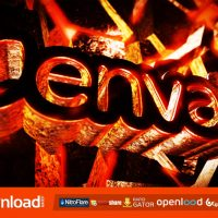 HOT LOGO REVEAL – FREE AFTER EFFECTS PROJECT (VIDEOHIVE)