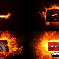 HOT PARTICLES – AFTER EFFECTS PROJECT (VIDEOHIVE)