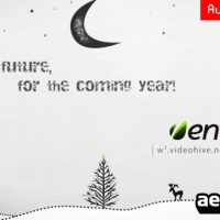 INKMAN PRESENTS XMAS NEW YEARS GREETINGS (VIDEOHIVE)