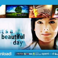 IT'S A BEAUTIFUL DAY SLIDESHOW – AFTER EFFECTS PROJECT (VIDEOHIVE)