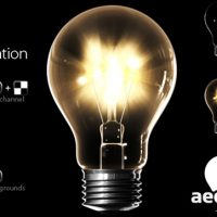 LIGHT BULB 142391 – MOTION GRAPHICS (VIDEOHIVE)