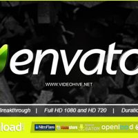 LOGO BREAKTHROUGH – FREE DOWNLOAD (VIDEOHIVE)
