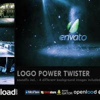 LOGO POWER TWISTER 556453 – FREE DOWNLOAD – VIDEOHIVE