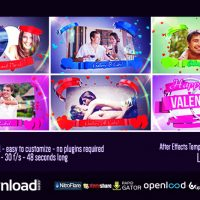 LOVE GALLERY 6769608 – AFTER EFFECTS PROJECT (VIDEOHIVE)