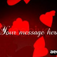 LOVE, ROMANCE AND VALENTINE – AFTER EFFECTS PROJECT (VIDEOHIVE)