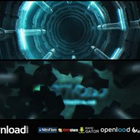 MECHANICAL SIFI LOGO – PROJECT FOR AFTER EFFECTS (VIDEOHIVE)