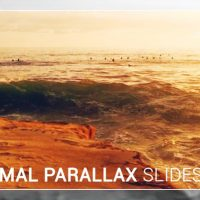 MODERN PARALLAX SLIDESHOW – AFTER EFFECTS TEMPLATE (MOTION ARRAY)