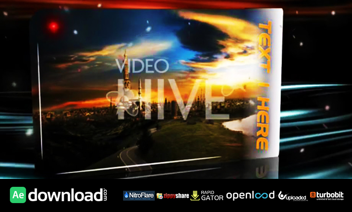 Magic River After Effects Project Videohive Free