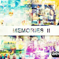 VIDEOHIVE MEMORIES II – AFTER EFFECT PROJECT (VIDEOHIVE)