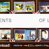 MOMENTS OF LOVE – AFTER EFFECTS PROJECT (VIDEOHIVE)