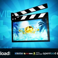 MOVIE CLAPPER PROMO AE CS3 – AFTER EFFECTS PROJECT (VIDEOHIVE)