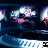 MUSIC NIGHT – AFTER EFFECTS PROJECT (VIDEOHIVE)