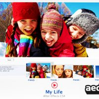 MY LIFE – AFTER EFFECT PROJECTS (VIDEOHIVE)