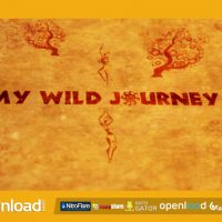 MY WILD JOURNEY – AFTER EFFECTS PROJECT (VIDEOHIVE)