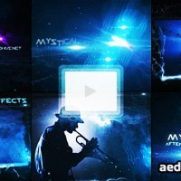 MYSTICAL DEPTH – AFTER EFFECTS PROJECT (VIDEOHIVE)