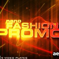 NANO FASHION PROMO – AFTER EFFECTS PROJECT (VIDEOHIVE)