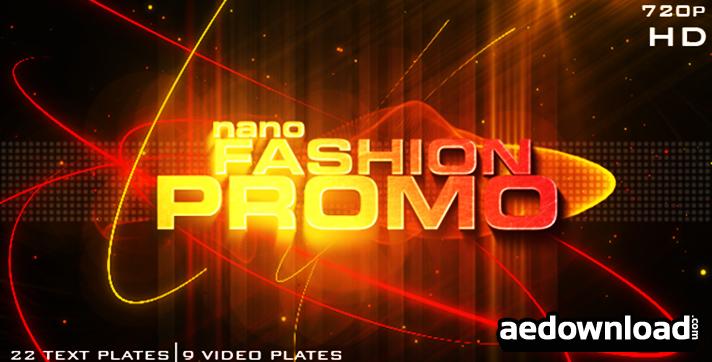 Nano Fashion Promo