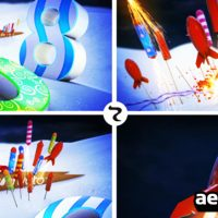 NEW YEAR COUNTDOWN 3665684 – AFTER EFFECTS PROJECT (VIDEOHIVE)