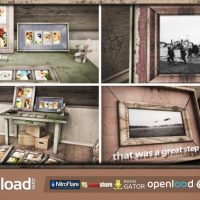 OLD PHOTO FRAMES – FREE DOWNLOAD VIDEOHIVE
