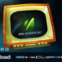 OLD TV (VIDEOHIVE) FREE DOWNLOAD