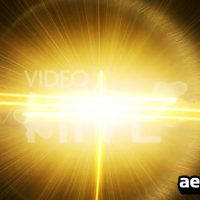 ORBS&STROKES LOGO OPENING – AFTER EFFECTS PROJECT (VIDEOHIVE)