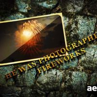 PHOTOGRAPHER – AFTER EFFECTS PROJECT (VIDEOHIVE)