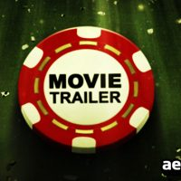 POKER MOVIE TRAILER – AFTER EFFECTS PROJECT (VIDEOHIVE)