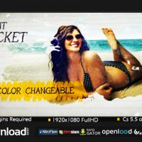 PAINT BUCKET – FREE AFTER EFFECTS PROJECT (VIDEOHIVE)