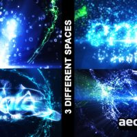 PARTICLE EFFECT VOL.3 (3 IN 1) – AFTER EFFECT PROJECTS (VIDEOHIVE)