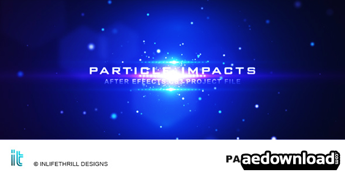 PARTICLE IMPACTS - AFTER EFFECT PROJECT (VIDEOHIVE) - Free After Effects Template - Videohive ...