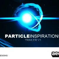 PARTICLE INSPIRATIONS TRAILER – AFTER EFFECTS PROJECT (VIDEOHIVE)