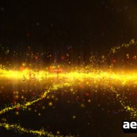 PARTICLE REVEAL – AFTER EFFECTS PROJECTS (VIDEOHIVE)
