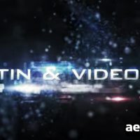 PARTICLE WORLD – AFTER EFFECTS PROJECT (VIDEOHIVE)