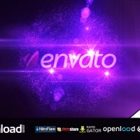 """PARTICLES"" LOGO REVEAL – AFTER EFFECTS PROJECT (VIDEOHIVE)"