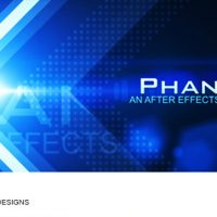 PHANTOM – AFTER EFFECTS PROJECT – VIDEOHIVE