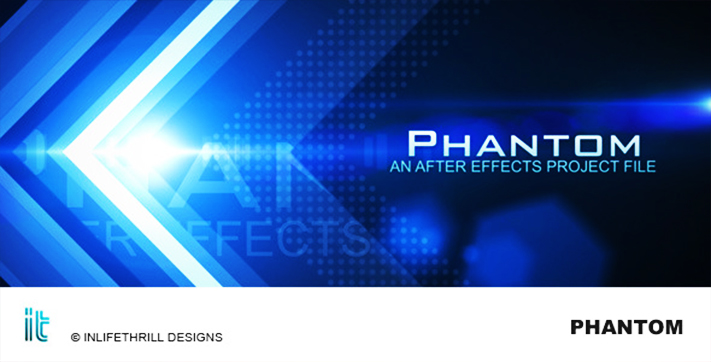 Phantom After Effects Project Videohive Free After