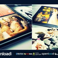 STORYBOOK ALBUM – LANDSCAPE VERSION – AFTER EFFECTS PROJECT (VIDEOHIVE)