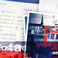 PHOTO POSTCARDS – PROJECT AFTER EFFECTS (VIDEOHIVE)