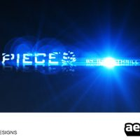 PIECES – PROJECT AFTER EFFECTS (VIDEOHIVE)