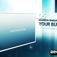 AE CS4 – PREMIUM BUSINESS TEMPLATE (VIDEOHIVE)