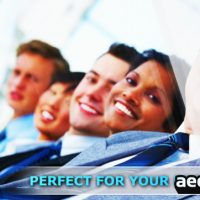 RECTANGLE BUSINESS PRESENTATION – AFTER EFFECTS PROJECT (VIDEOHIVE)