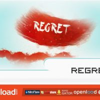 REGRET – A PAINT AND CANVAS TEMPLATE – (VIDEOHIVE)