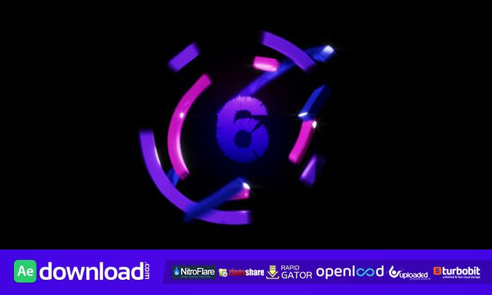 Rings loop and countdown