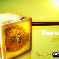 ROLLING CUBES – AFTER EFFECTS PROJECT (VIDEOHIVE)