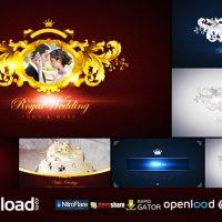 ROYAL WEDDING VINTAGE ELEGANT PACK – VIDEOHIVE