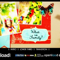 SCRAPBOOKING STORY PACK (VIDEOHIVE)