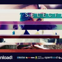 SELECTION – FREE AFTER EFFECTS PROJECT (VIDEOHIVE)