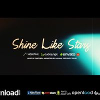 SHINE LIKE STARS – FREE AFTER EFFECTS PROJECT (VIDEOHIVE)