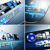 SILVER SPORT HD – AFTER EFFECTS PROJECT (VIDEOHIVE)